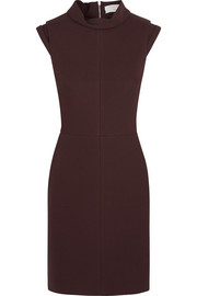 Crepe pencil dress