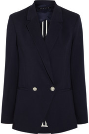 Theory Elkaey stretch-ponte blazer