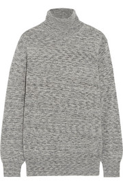 Pristelle cashmere turtleneck sweater