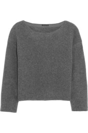 Edasha Amazingly felted wool-blend sweater