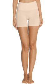 Nina Shaping stretch-jersey shorts