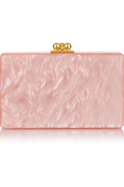 Minnie acrylic box clutch