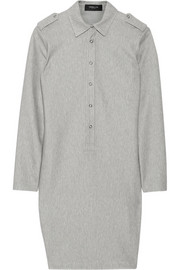 Derek Lam Piqué shirt dress