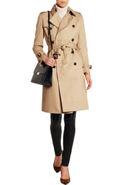 Townsend cotton-twill trench coat