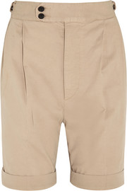 Dean stretch-cotton shorts