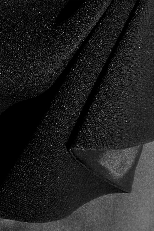 Altuzarra Ruffled crepe skirt