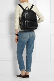Cynnie leather backpack