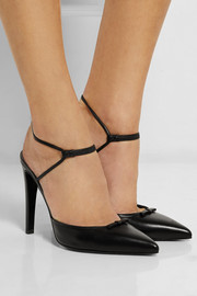 Altuzarra Eureka leather pumps