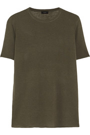Cashair cashmere top