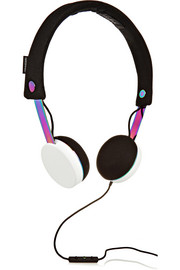 + Urbanears Humlan Oil Slick headphones