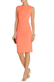 Roland Mouret Sesia wool-crepe dress