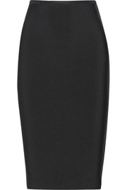 Roland Mouret May stretch-knit pencil skirt