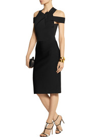 Roland Mouret Swangrove stretch-jersey dress