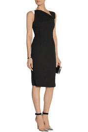 Roland Mouret Orton wool-crepe dress