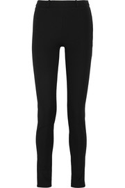 Roland Mouret Mortimer cotton-blend twill skinny pants