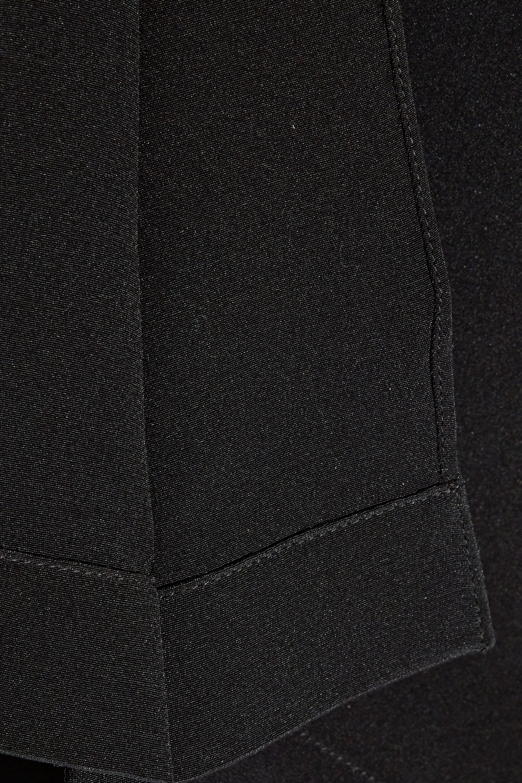 Roland Mouret Leo cutout silk top