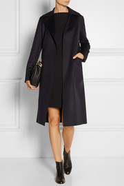 The Row Lirky double-faced wool coat