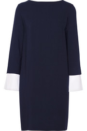 The Row Audette stretch-cady dress