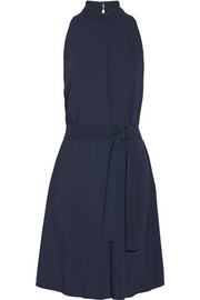 The Row Perla stretch-cady dress