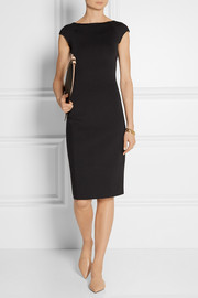 The Row Darta scuba-jersey dress