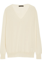 The Row Sabry cashmere sweater