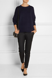 The Row Nola oversized cashmere sweater
