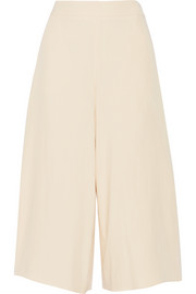 The Row Phene shantung culottes