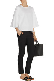 The Row Jena cotton-jersey top