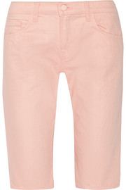 J Brand + Simone Rocha ruffled denim shorts