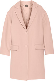 DKNY Oversized wool-blend coat
