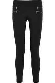 DKNY Stretch-ponte leggings