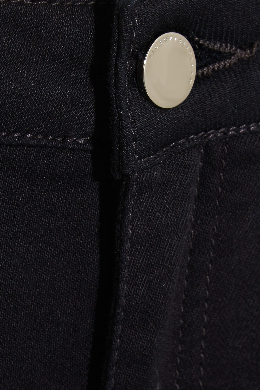 Victoria Beckham Denim Flare mid-rise jeans