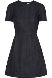 Victoria Beckham Denim Denim mini dress