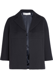 Victoria Beckham Denim Oversized twill jacket
