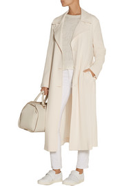 DKNY Crepe trench coat