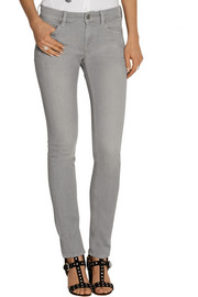 MiH Jeans The Breathless low-rise skinny jeans