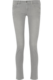 The Breathless low-rise skinny jeans