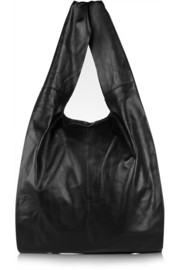 + Slow and Steady Wins the Race Bodega leather tote