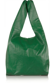 Finds + Slow and Steady Wins the Race Bodega leather tote