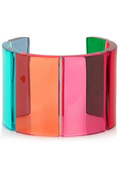 Valentino - Plexiglas® Cuff - Pink