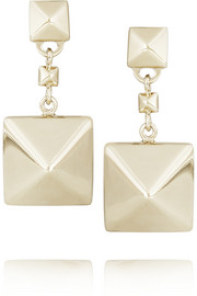 Valentino Gold-tone earrings