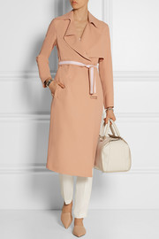 Richard Nicoll Crepe trench coat