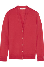 Tory Burch Madison stretch wool-blend cardigan