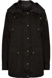 Georgina quilted shell jacket