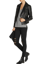 Belstaff Phoenix leather biker jacket