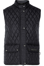 Waistcoat quilted shell vest
