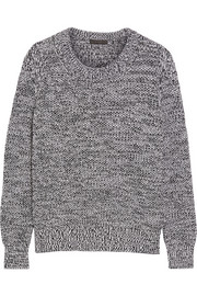 Hudson cotton sweater