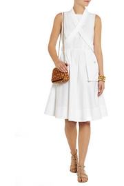Marc by Marc Jacobs Hailee cotton-poplin dress