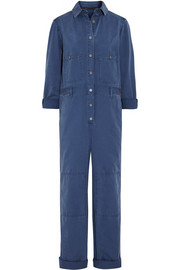 Marc by Marc Jacobs Classic cotton-drill overalls