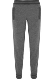 Marc by Marc Jacobs Jon wool-blend jersey track pants